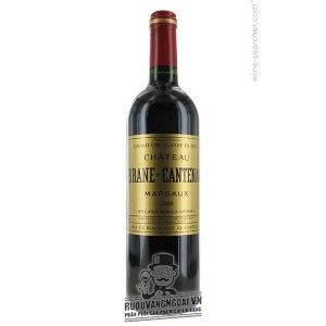 Vang Pháp CHATEAU BRANE CANTENAC MARGAUX