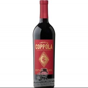 Vang Mỹ FRANCIS COPPOLA DIAMOND COLLECTION ZINFANDEL
