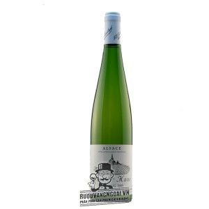 Vang Pháp Trimbach Alsace Riesling Clos Sainte Hune
