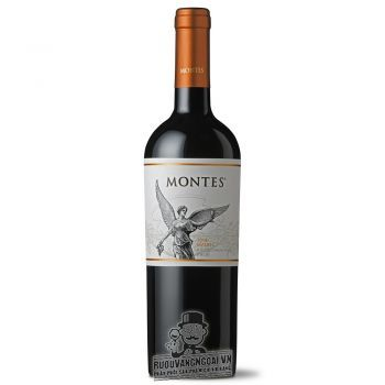Vang Chile Montes Classic Series Malbec