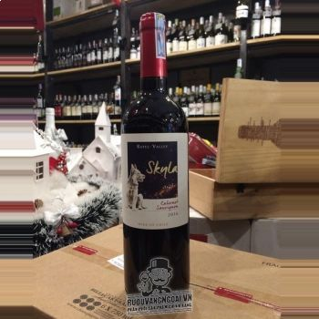 Vang Chile Skyla Cabernet Sauvignon (Dog Label)